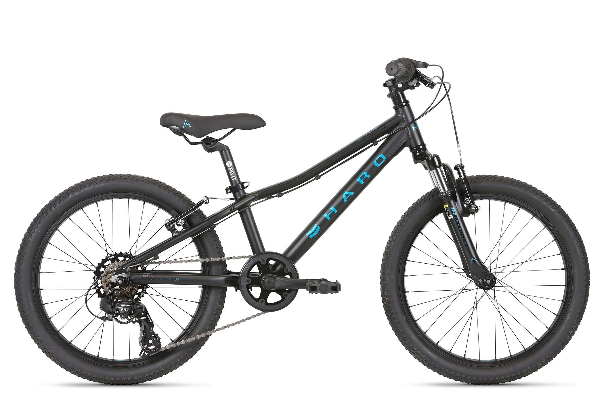 Haro Flightline 20 Bike - Black