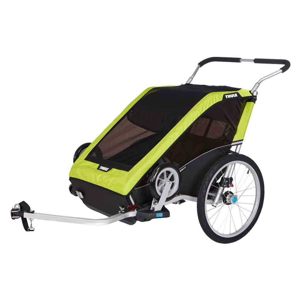 Bike trailer: Thule Chariot Cheetah